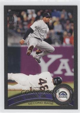 2011 Topps - [Base] - Black #139 - Eric Young /60