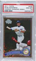 Ryne Sandberg (Legends) [PSA 10]