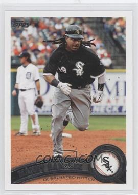 2011 Topps - [Base] - Diamond Sparkle #128 - Manny Ramirez