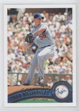 2011 Topps - [Base] - Diamond Sparkle #473 - Chad Billingsley