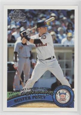 2011 Topps - [Base] - Factory Set Diamond Anniversary #282 - Buster Posey