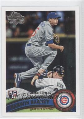 2011 Topps - [Base] - Factory Set Diamond Anniversary #347 - Darwin Barney