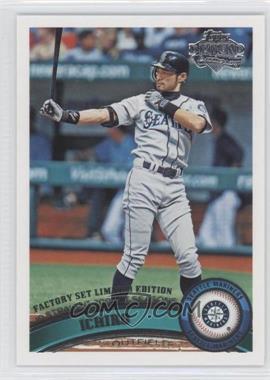 2011 Topps - [Base] - Factory Set Diamond Anniversary #385 - Ichiro Suzuki