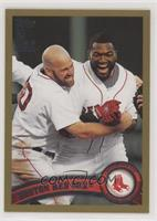 Boston Red Sox Team #/2,011