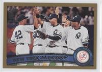 New York Yankees Team /2011