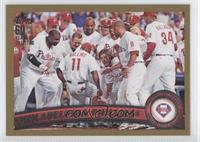 Philadelphia Phillies Team /2011