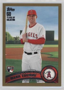 2011 Topps - [Base] - Gold #57 - Mark Trumbo /2011