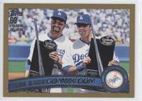 Los Angeles Dodgers Team #/2,011