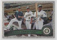 Oakland Athletics Team /75