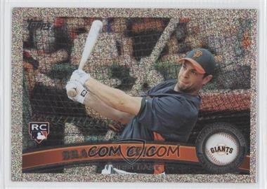 2011 Topps - [Base] - Holiday Factory Set Bonus Pack #605 - Brandon Belt /75