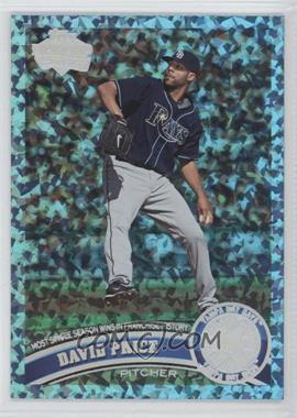 2011 Topps - [Base] - Hope Diamond Anniversary #328 - David Price /60