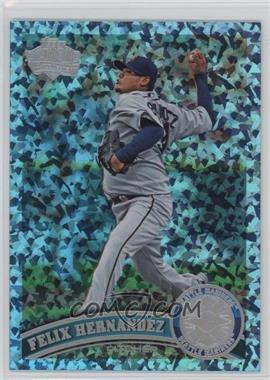 2011 Topps - [Base] - Hope Diamond Anniversary #530.1 - Felix Hernandez (Base) /60