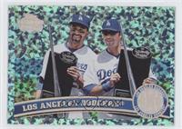 Los Angeles Dodgers Team /60