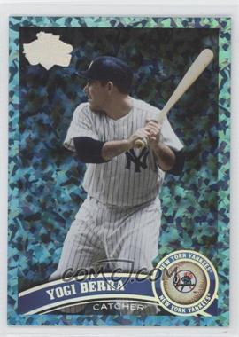 2011 Topps - [Base] - Hope Diamond Anniversary #90.2 - Yogi Berra (Legends) /60