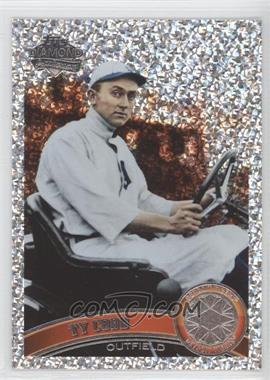 2011 Topps - [Base] - Platinum Diamond Anniversary #200.2 - Ty Cobb (Legends)