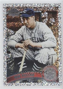 2011 Topps - [Base] - Platinum Diamond Anniversary #355.2 - Bob Feller (Legends)