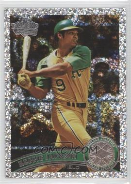 2011 Topps - [Base] - Platinum Diamond Anniversary #410.2 - Reggie Jackson (Legends)