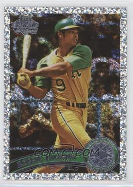 2011 Topps - [Base] - Platinum Diamond Anniversary #410.2 - Reggie Jackson (Legends)
