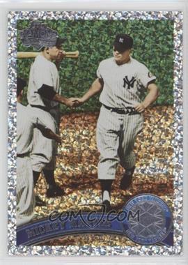2011 Topps - [Base] - Platinum Diamond Anniversary #450.2 - Mickey Mantle (Legends)