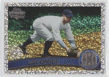 2011 Topps - [Base] - Platinum Diamond Anniversary #5.2 - Lou Gehrig (Legends)