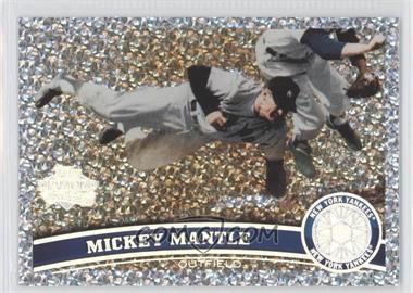2011 Topps - [Base] - Platinum Diamond Anniversary #7 - Mickey Mantle