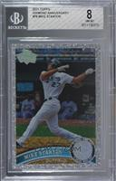 Giancarlo Stanton (Mike on Card) [BGS 8 NM‑MT]