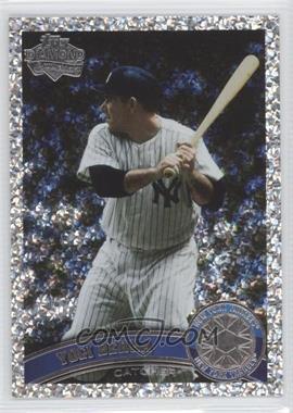 2011 Topps - [Base] - Platinum Diamond Anniversary #90.2 - Yogi Berra (Legends)