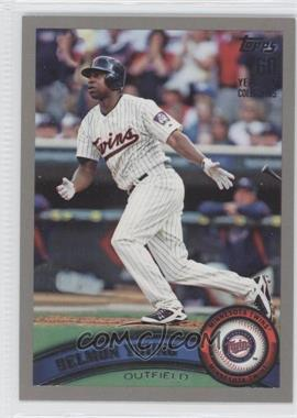 2011 Topps - [Base] - Platinum #485 - Delmon Young /1