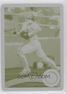 2011 Topps - [Base] - Printing Plate Yellow #399 - Adam Moore /1