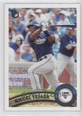 2011 Topps - [Base] - Target Throwback #133 - Miguel Tejada
