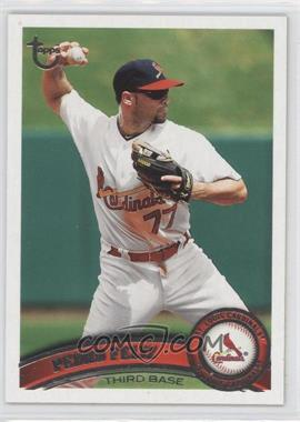 2011 Topps - [Base] - Target Throwback #212 - Pedro Feliz