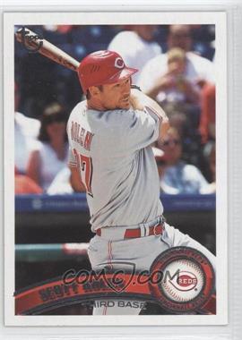 2011 Topps - [Base] - Target Throwback #228 - Scott Rolen