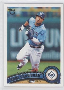 2011 Topps - [Base] - Target Throwback #25 - Carl Crawford