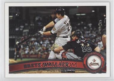 2011 Topps - [Base] - Target Throwback #329 - Brett Wallace