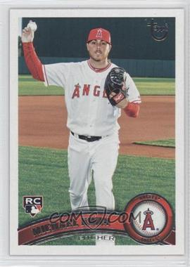 2011 Topps - [Base] - Target Throwback #344 - Michael Kohn