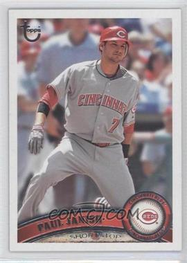 2011 Topps - [Base] - Target Throwback #358 - Paul Janish