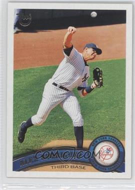 2011 Topps - [Base] - Target Throwback #50 - Alex Rodriguez