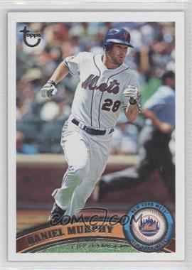 2011 Topps - [Base] - Target Throwback #607 - Daniel Murphy