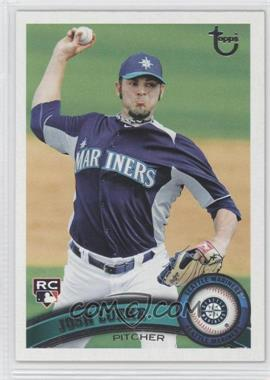 2011 Topps - [Base] - Target Throwback #618 - Josh Lueke