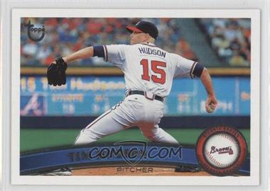 2011 Topps - [Base] - Target Throwback #77 - Tim Hudson