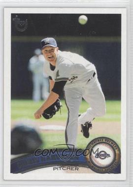 2011 Topps - [Base] - Target Throwback #92 - Chris Narveson