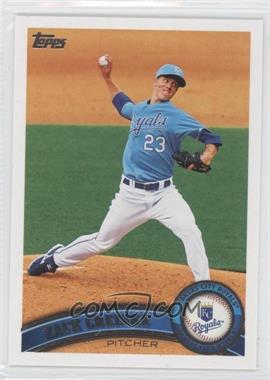 2011 Topps - [Base] #108 - Zack Greinke