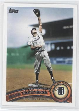 2011 Topps - [Base] #150.2 - Hank Greenberg (Legends)