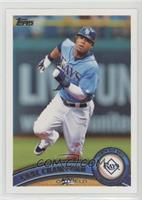 Carl Crawford (Sparkle on Jersey) [EXtoNM]