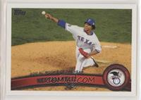 Neftali Feliz [EX to NM]