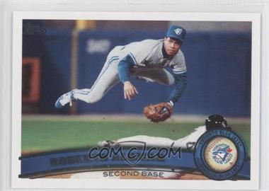 2011 Topps - [Base] #480.2 - Roberto Alomar (Legends)