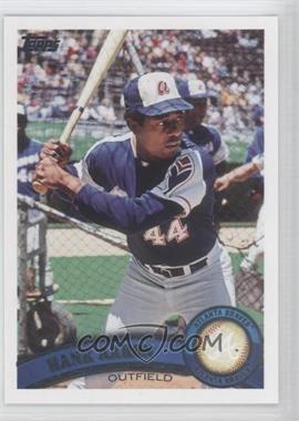 2011 Topps - [Base] #510.2 - Hank Aaron (Legends)