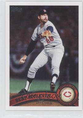 2011 Topps - [Base] #570.2 - Bert Blyleven (Legends)