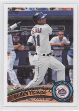 2011 Topps - [Base] #625 - Ruben Tejada