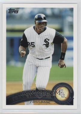 2011 Topps - [Base] #93.2 - Frank Thomas (Legends)